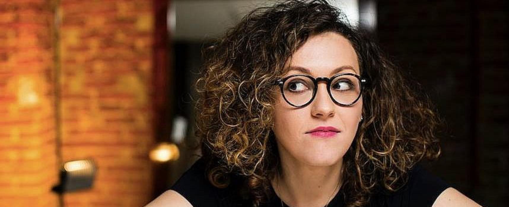 La scrittrice e blogger Stella Pulpo apre la rassegna 42 Gradi