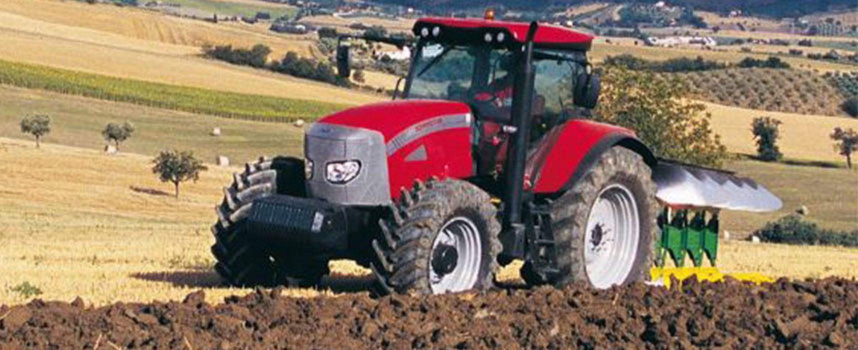 Agricoltura: al via domande per bando acquisto macchinari e attrezzature