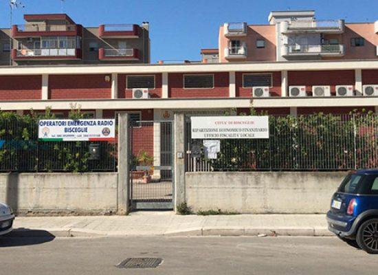 Ufficio Fiscalità chiuso al pubblico, ma operativo / DETTAGLI