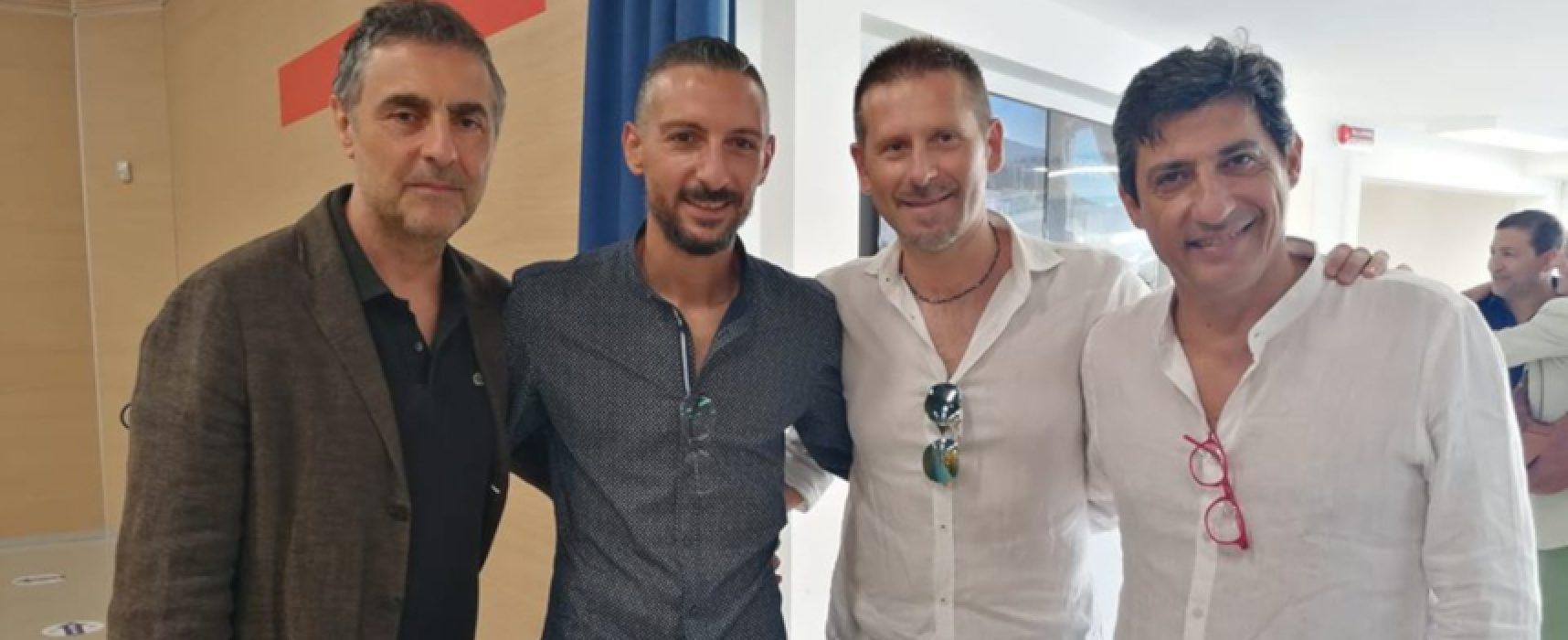"""""""Vacanze pugliesi"""": nuova collaborazione tra Stornaiolo-Solfrizzi e Domenico Velletri"""