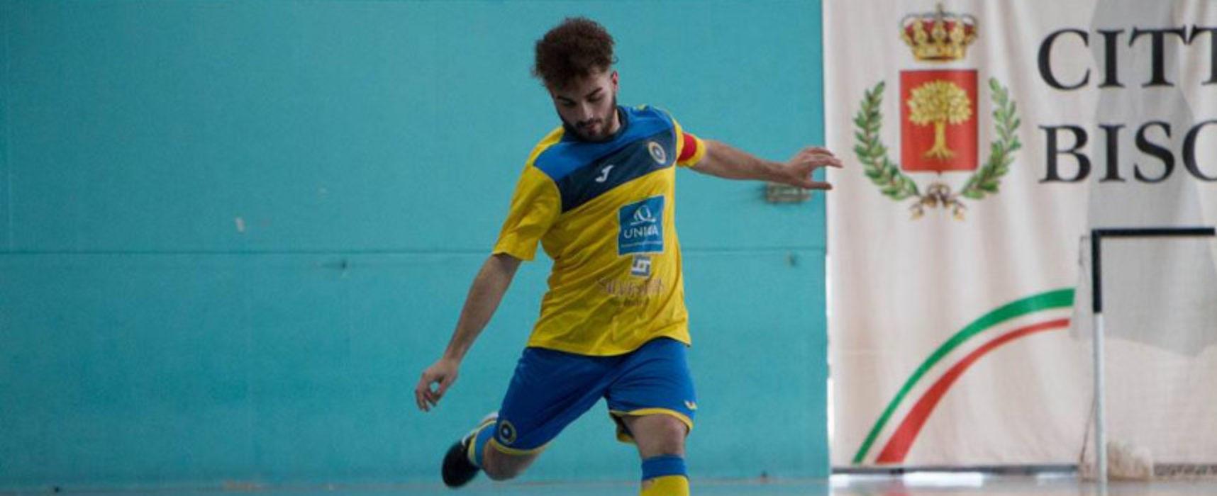 Futbol Cinco, arrivano Cassanelli, Di Benedetto e Garofoli