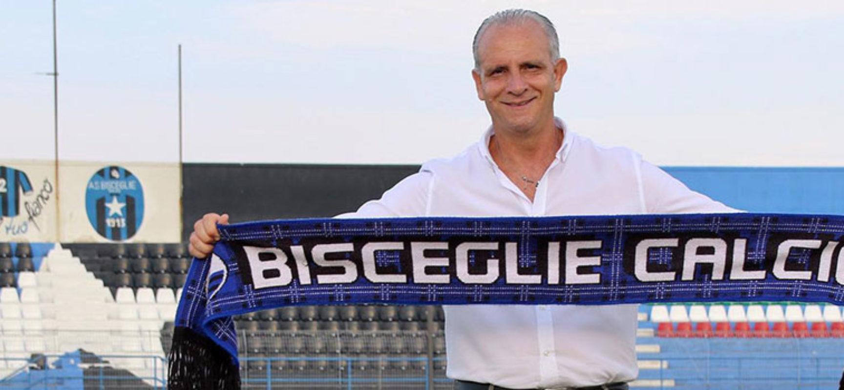 Sergio La Cava è il nuovo tecnico del Bisceglie Calcio