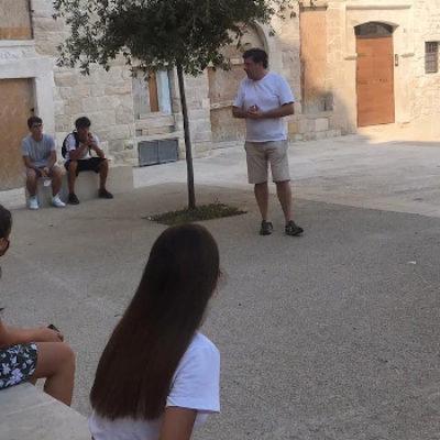 """Volontari Libri nel Borgo Antico, formazione ed eventi dedicati: """"Sicurezza dei ragazzi è priorità"""""""