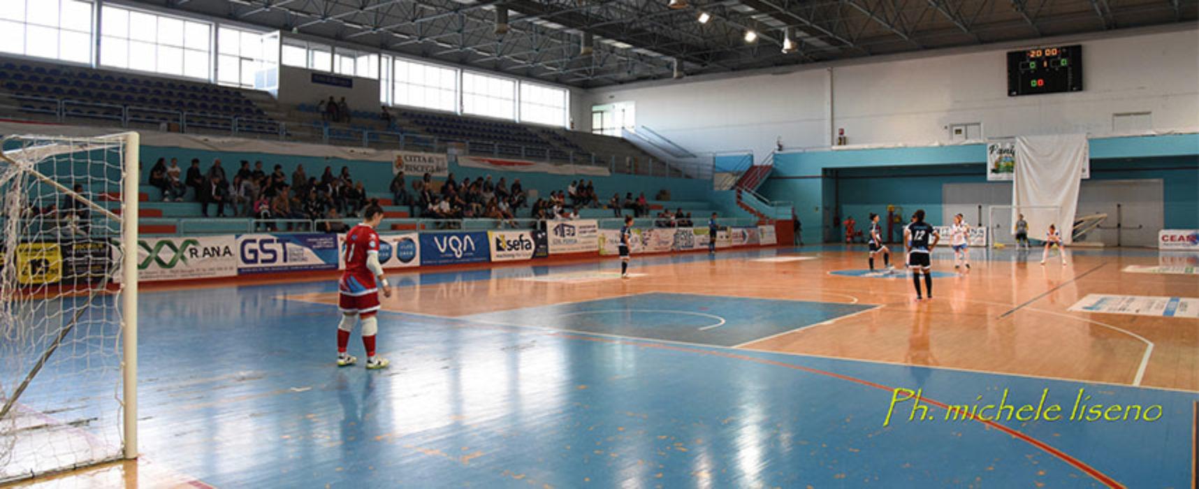 Calcio a 5 stagione 2020/21: ecco gli avversari di Bisceglie Femminile, Diaz e Futsal Bisceglie