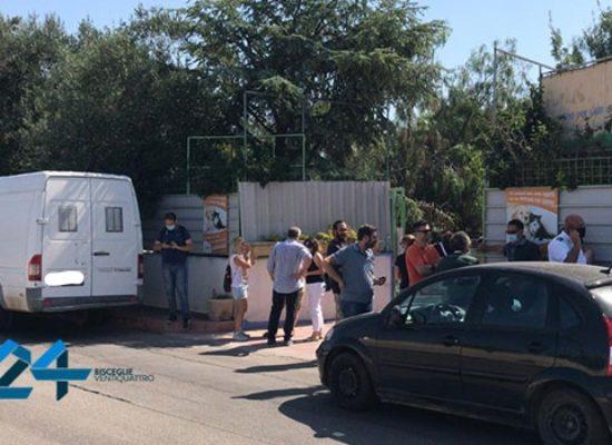 Animalisti bloccano trasferimento cani al rifugio di Trani