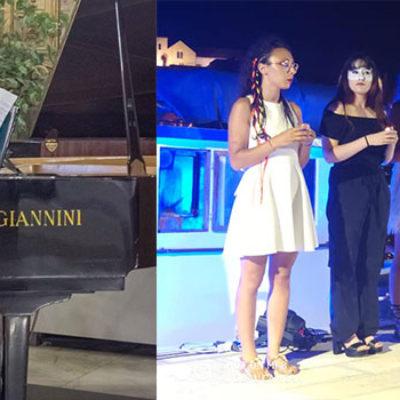 """Musica, colori e danze: """"Il Colore del Vuoto"""", concerto notturno per il Festival MACboat"""