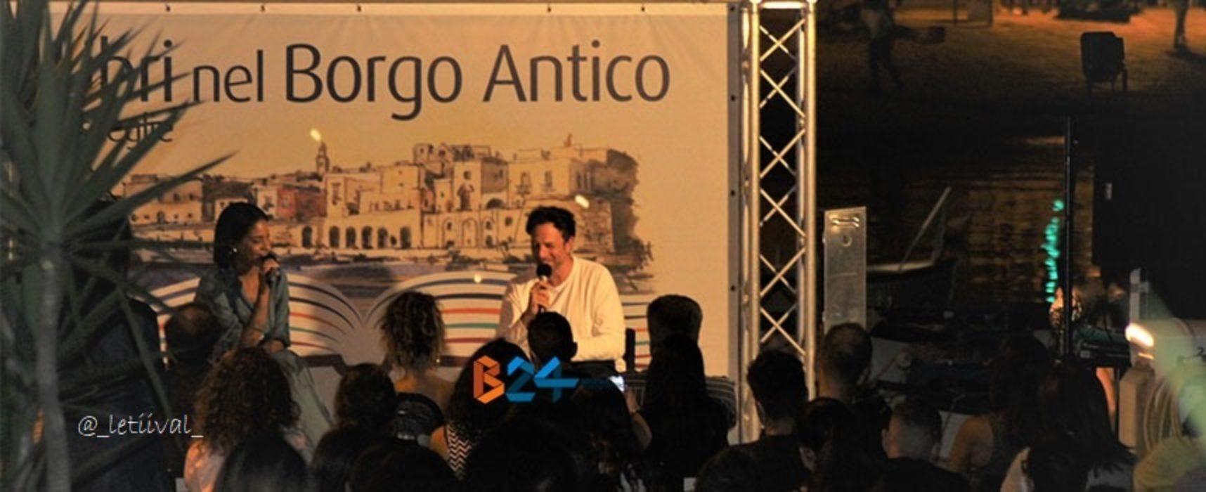 Libri nel Borgo Antico: nella seconda serata del Festival Emiliano, Padellaro, Ghisleri e Nuzzi