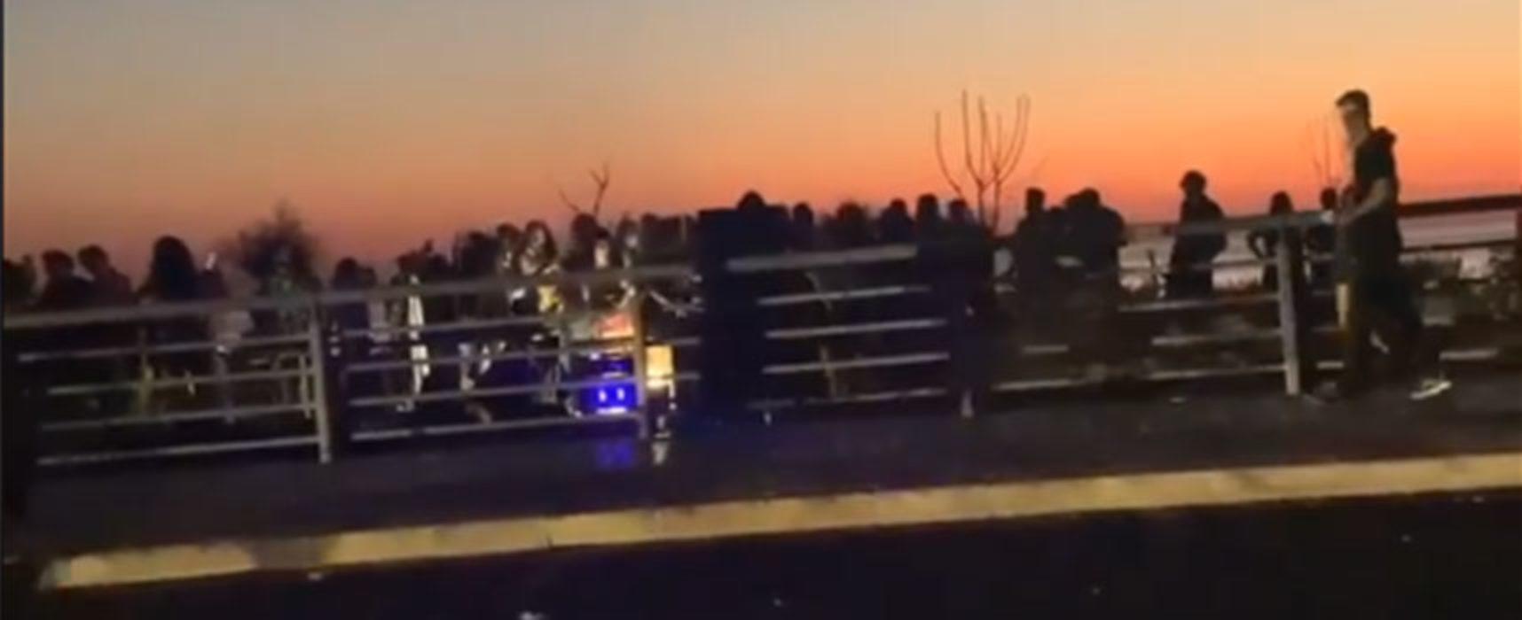 Party non autorizzato nella notte a Bisceglie, intervengono i Carabinieri