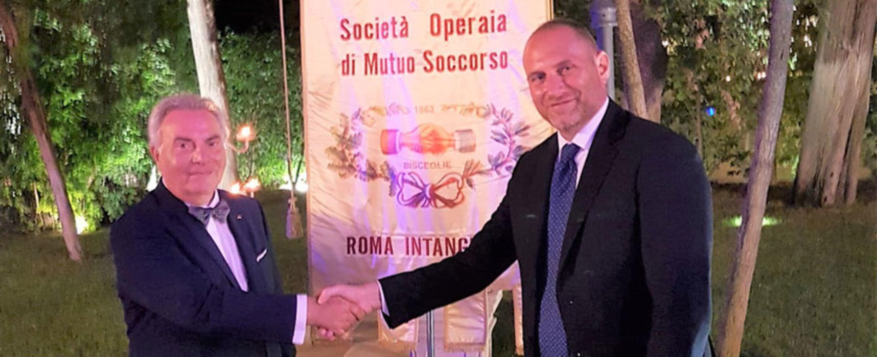 Roma Intangibile a Ferragosto premia cultura e professionalità / FOTO