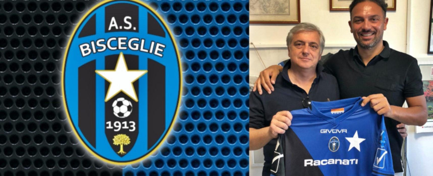 Il Bisceglie Calcio riparte dal Direttore sportivo Livio Scuotto