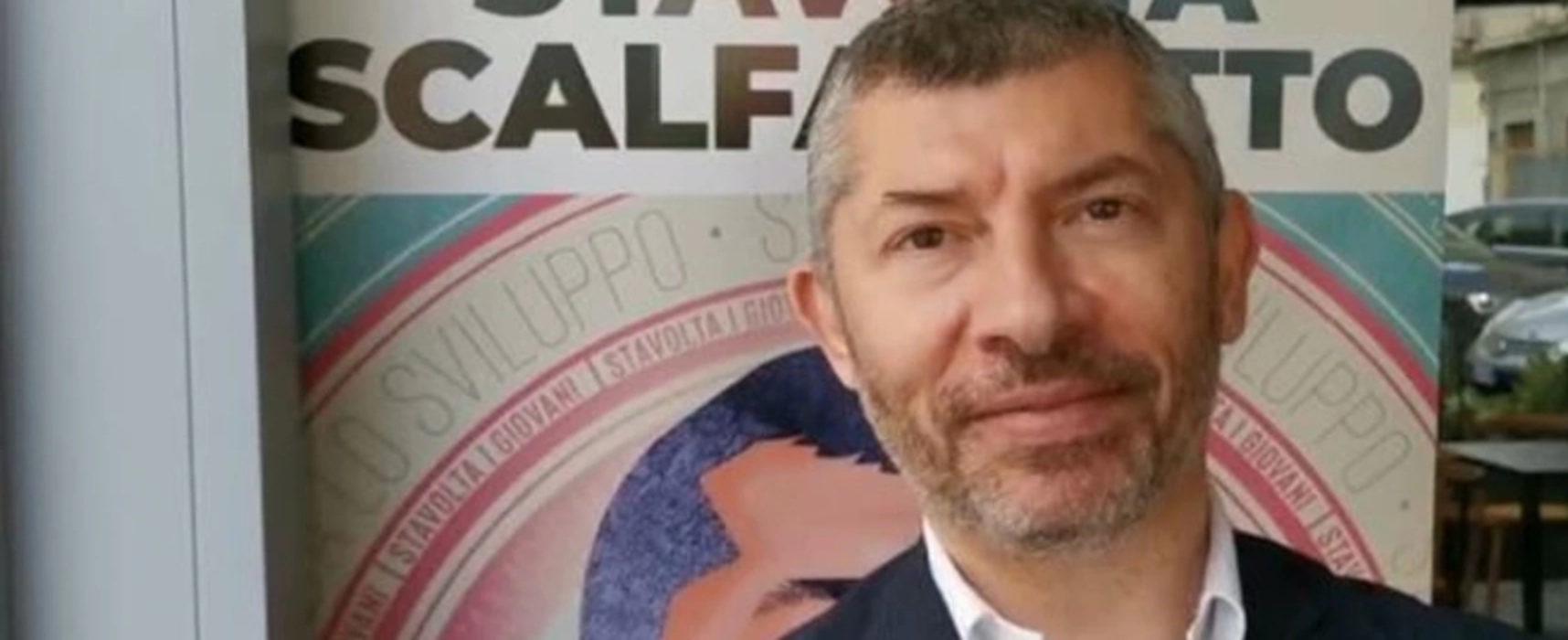 Italia Viva verso le Regionali, il candidato presidente Ivan Scalfarotto a Bisceglie