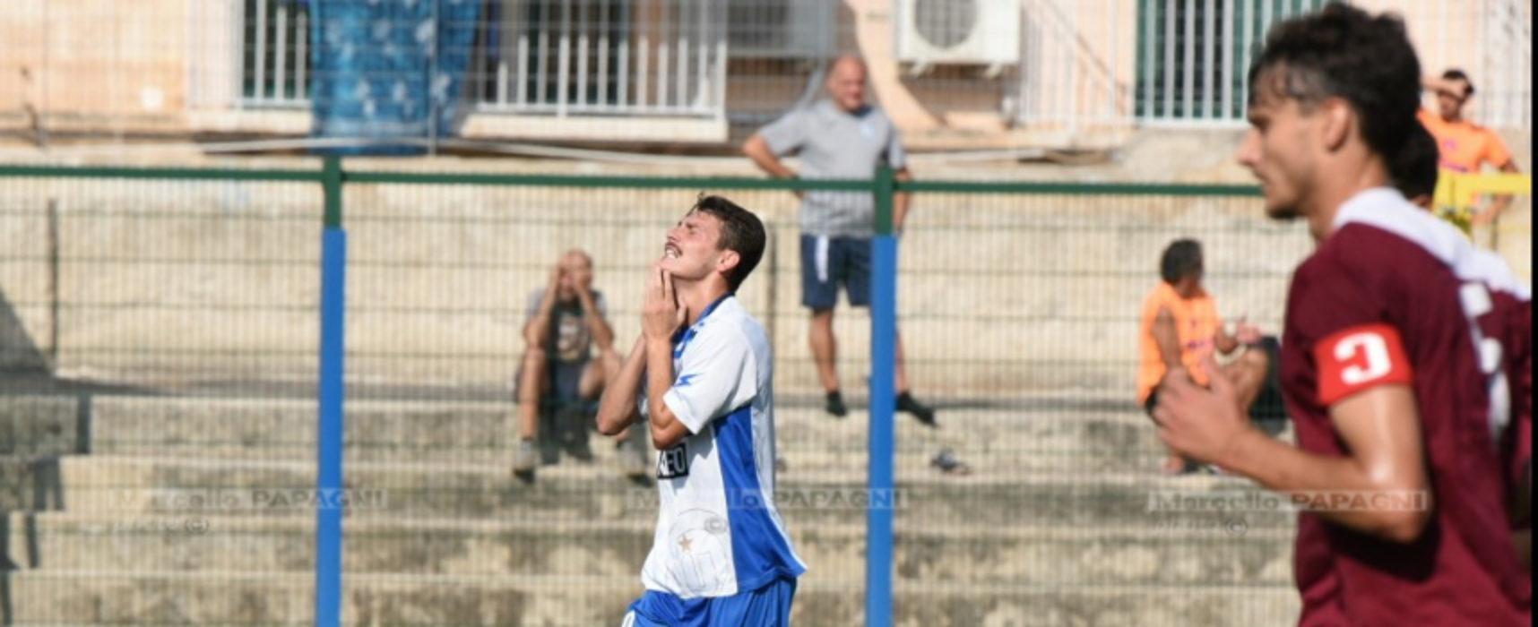 Unione Calcio raggiunta allo scadere dalla Vigor Trani