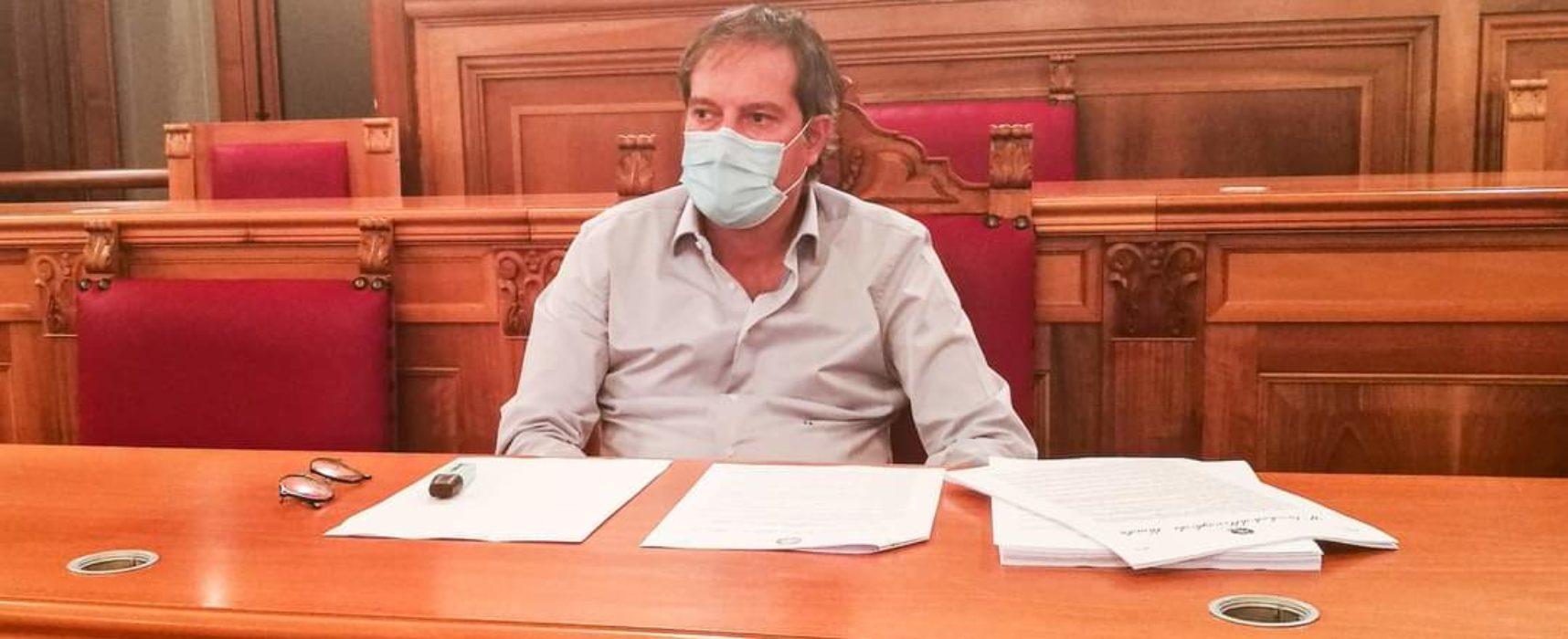 Covid, gli aggiornamenti del sindaco Angarano dopo la riunione del Coc