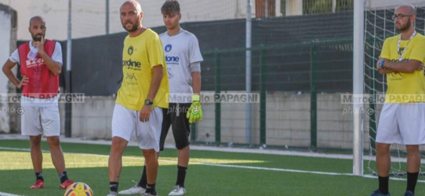 Unione Calcio a Trani: nel mirino il passaggio del turno in Coppa