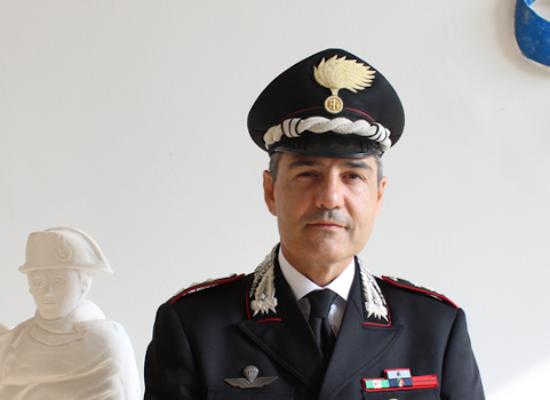 Carabinieri, nuova guida al Comando Provinciale Bat