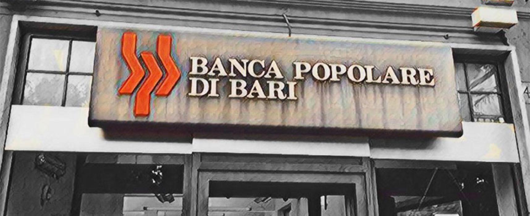 Nomine cda Banca Popolare di Bari, Fratelli d'Italia tira in ballo Cozzoli e Boccia