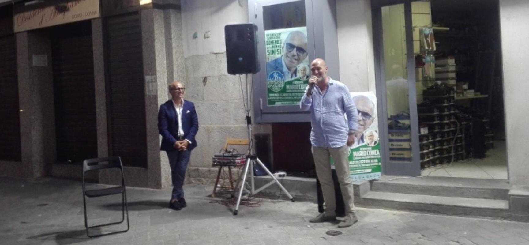 """Regionali, Mario Conca (""""Cittadini Pugliesi""""): """"Siate liberi di scegliere il vero cambiamento"""""""