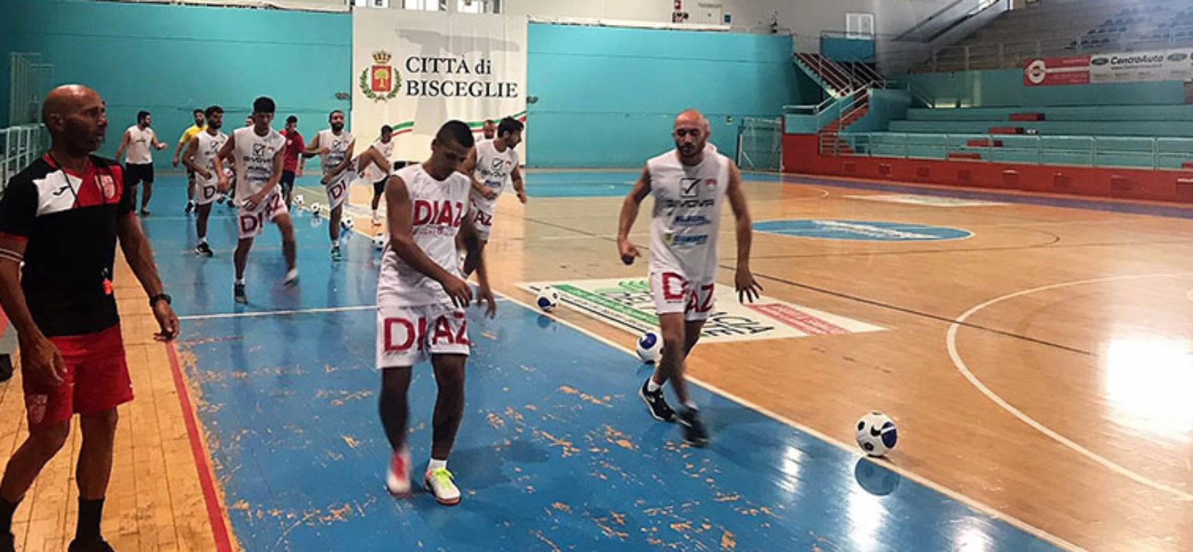 Prosegue il lavoro della Diaz in vista delle gare ufficiali
