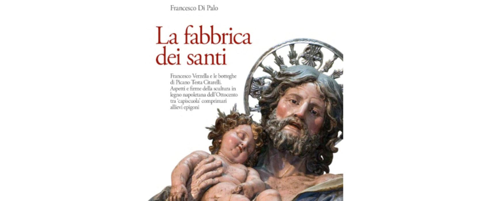 """I simulacri lignei di Bisceglie nel volume """"La fabbrica dei Santi"""""""
