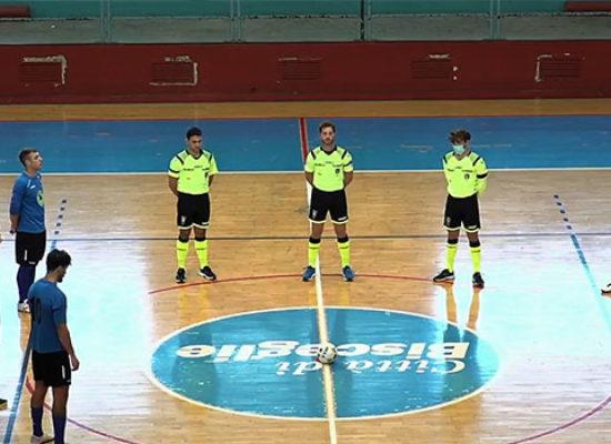 Futbol Cinco sconfitto all'esordio casalingo in C1