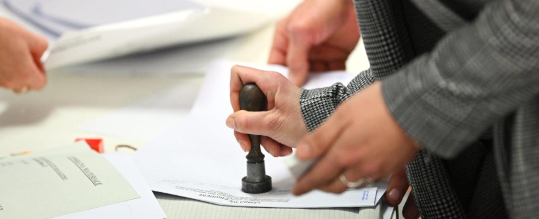 Revisione liste elettorali / Entro il 20 ottobre sono possibili modifiche e cancellazioni