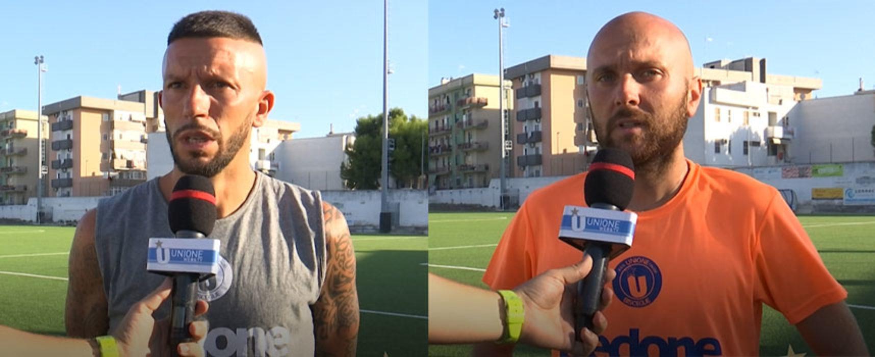 Unione Calcio: Zingrillo in gruppo, tre amichevoli in pochi giorni / VIDEO