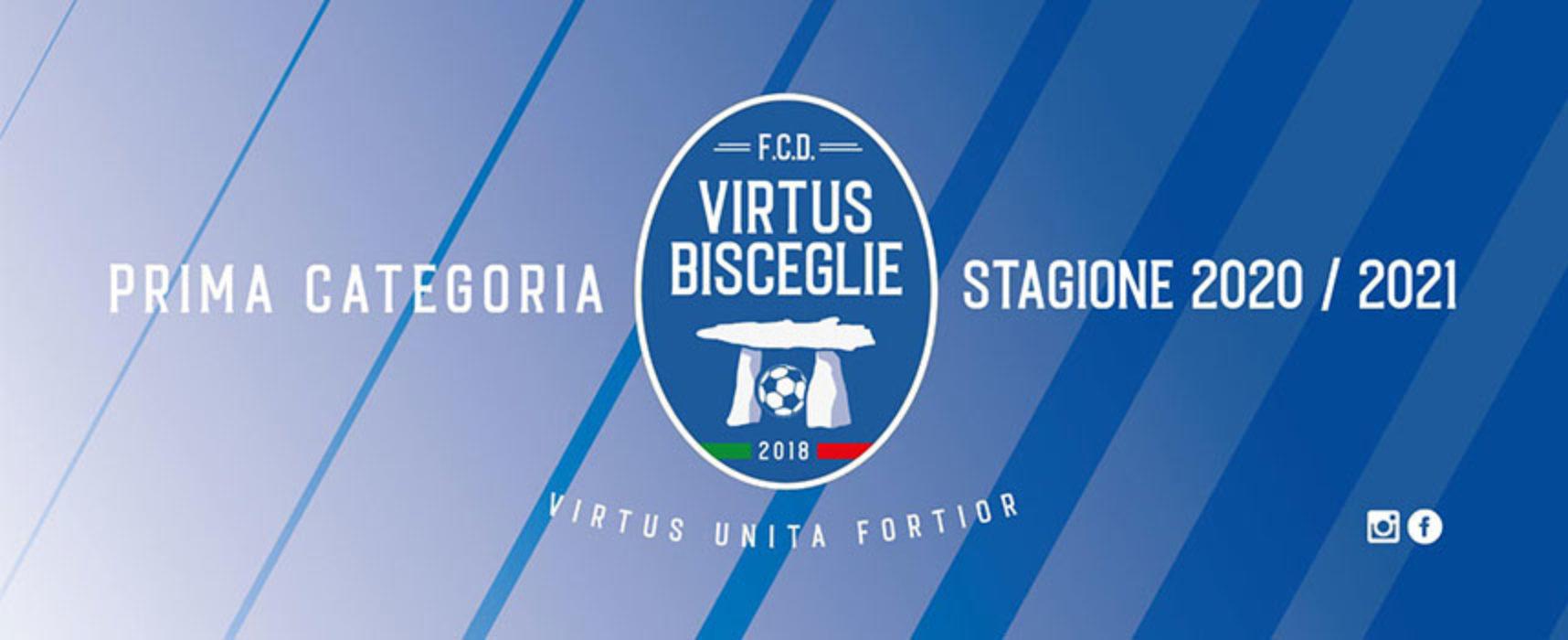 Ufficiale: Virtus Bisceglie ripescata in Prima Categoria