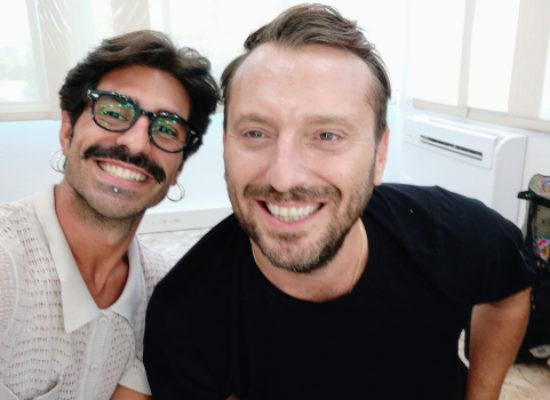 """Ballerino biscegliese """"fa volare"""" Cesare Cremonini nel videoclip di """"Ciao"""" / VIDEO"""