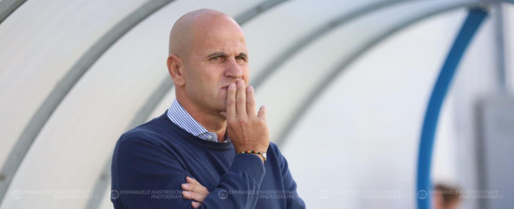 """È tempo di esordio per il Bisceglie Calcio, Bucaro: """"Superare difficoltà con carattere"""""""