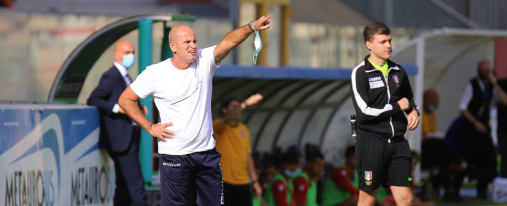 Bisceglie Calcio, pesante squalifica al tecnico Bucaro