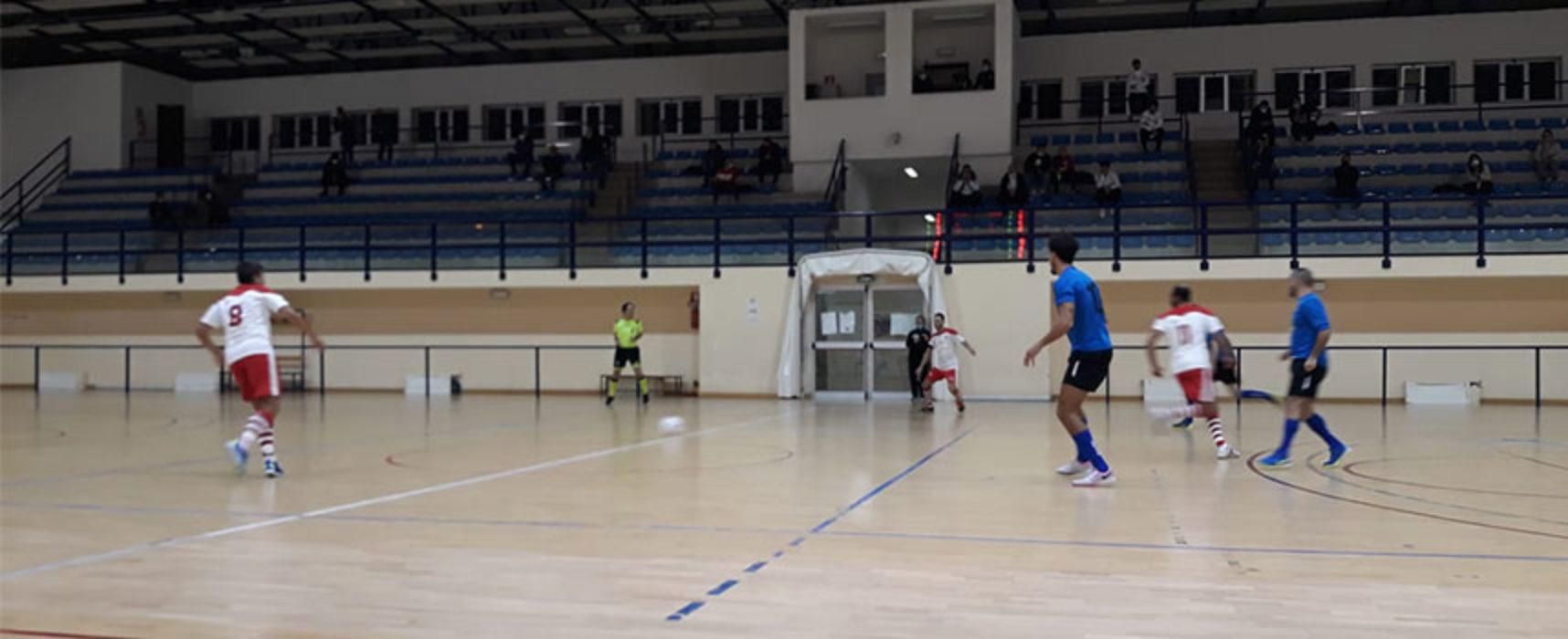 Colpo esterno e primi punti stagionali per il Futbol Cinco Bisceglie