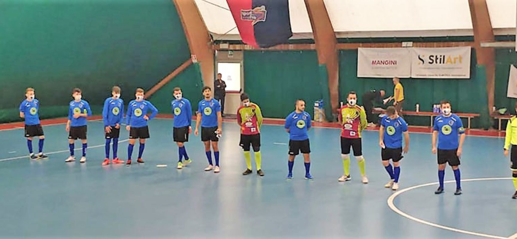 Calcio a 5: Diaz ko in casa, blitz Futbol Cinco, pari Nettuno Bisceglie