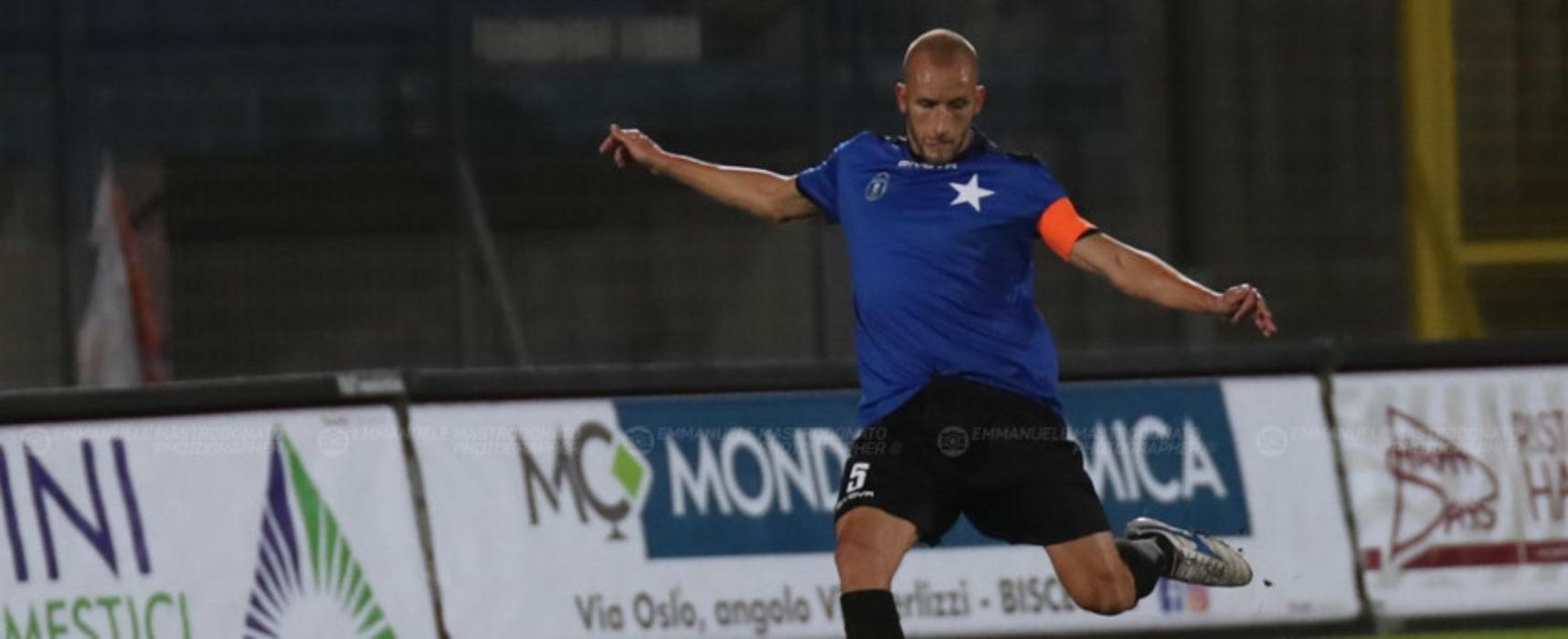 Bisceglie calcio chiamato all'ostica trasferta contro la Juve Stabia