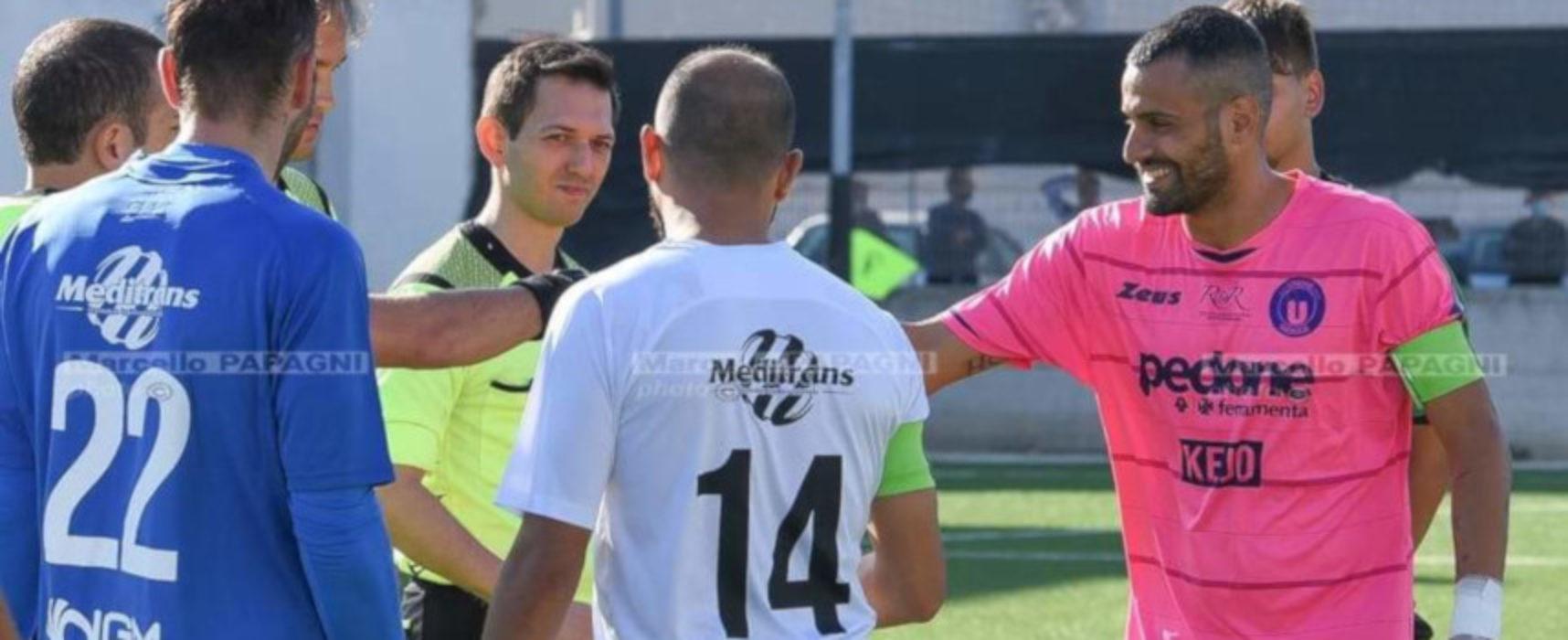 Unione Calcio alla prova Manfredonia