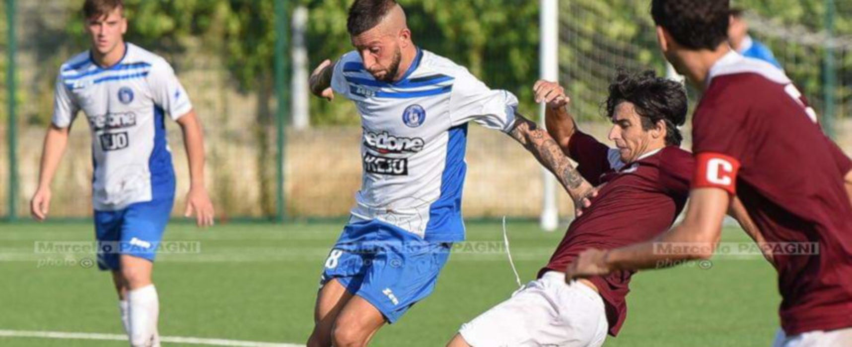 Al via il campionato di Eccellenza: Unione Calcio ospite del San Marco