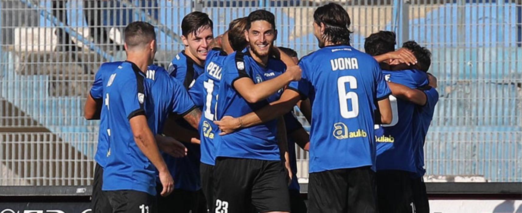 Il Bisceglie Calcio vince e convince contro il Palermo