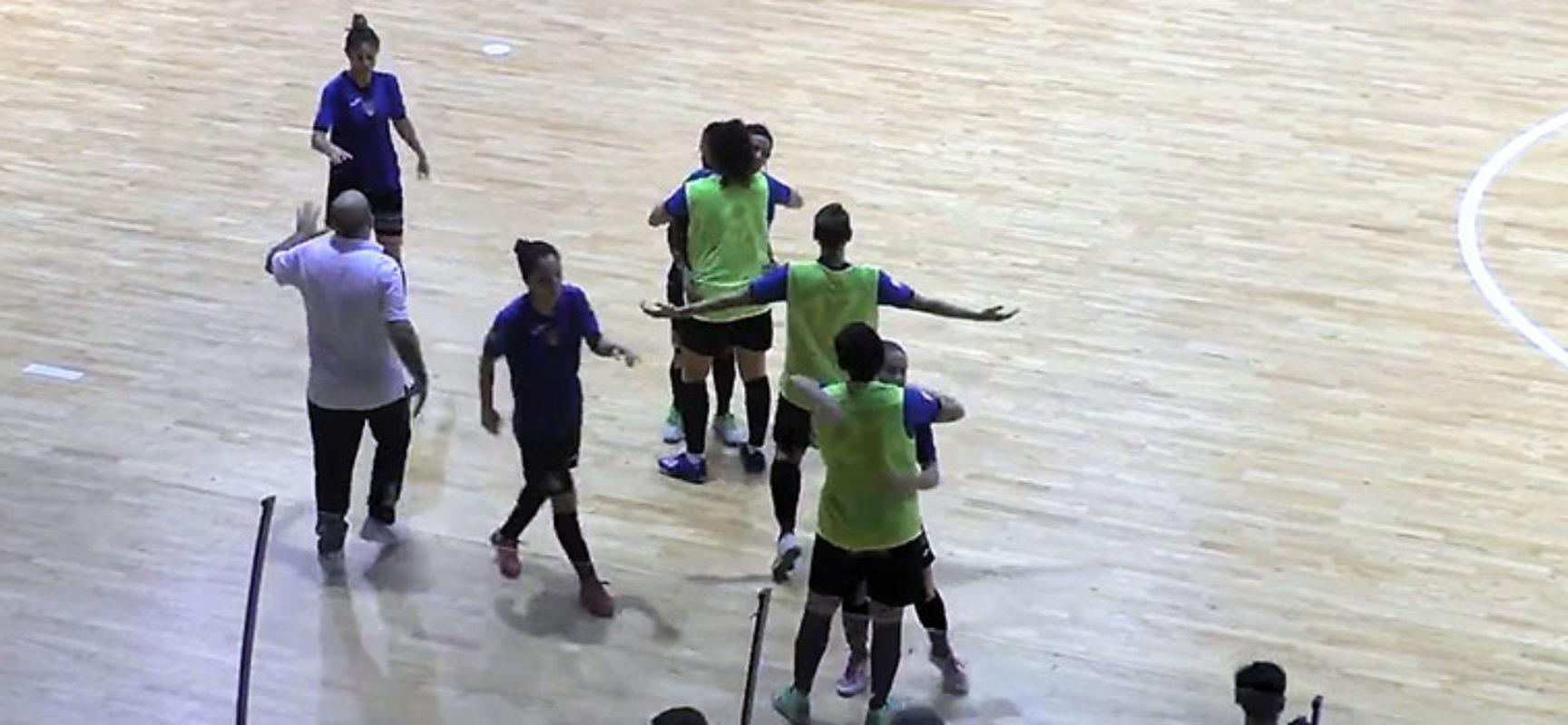 Il Bisceglie Femminile ne fa 6 e vince sul campo del Futsal Cagliari