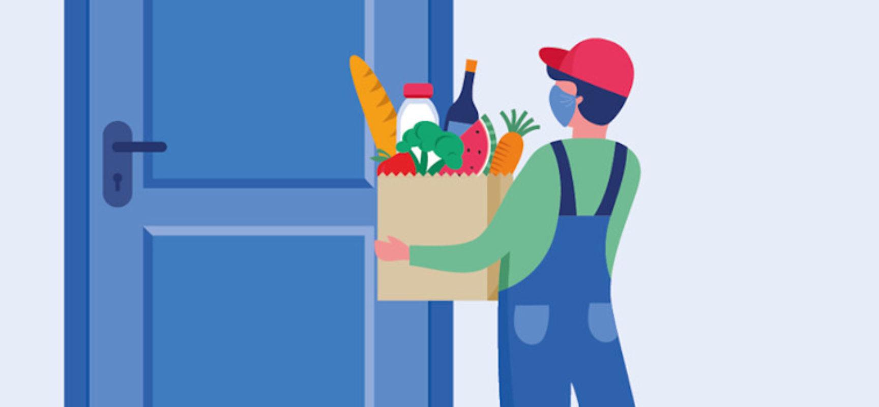 Promuovere vendita a domicilio: Duc Bisceglie sostiene esercenti e consumatori / DETTAGLI