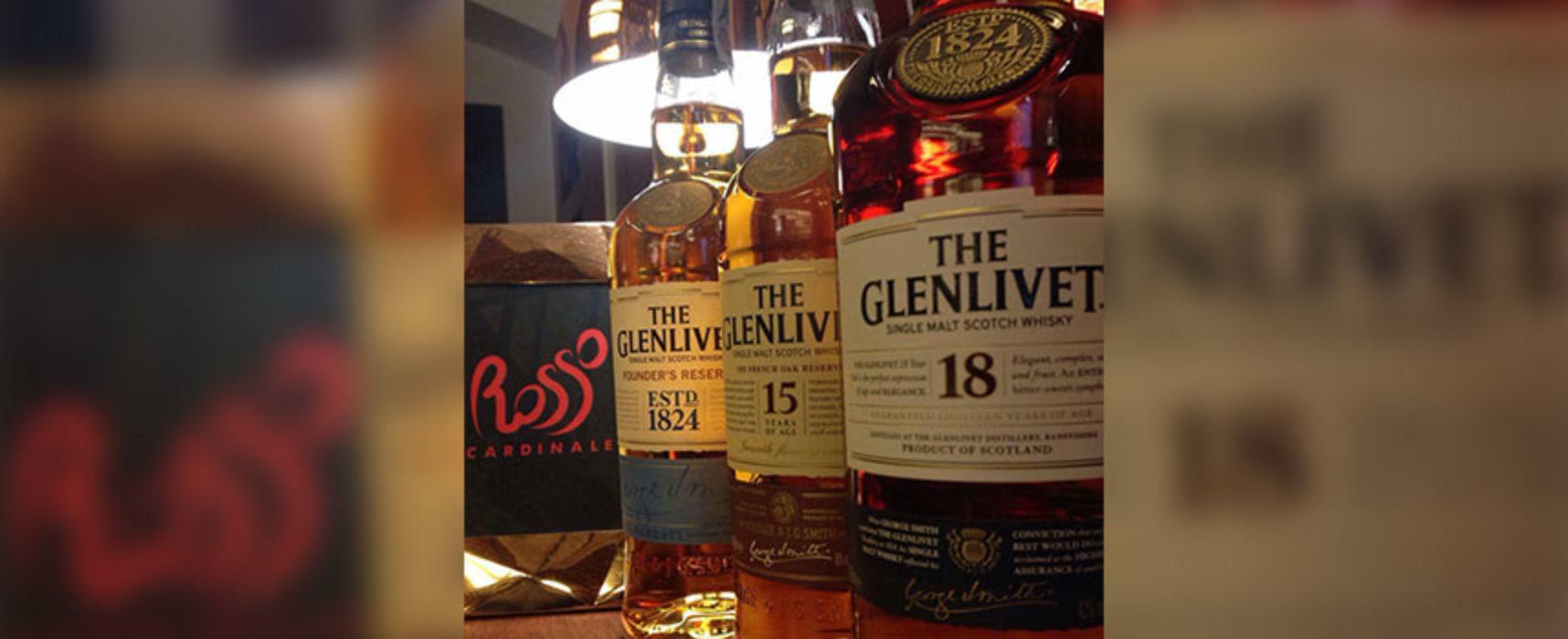 """""""Percorso sensoriale tra whisky e cibo"""", un'esperienza da vivere al """"Rosso Cardinale"""""""