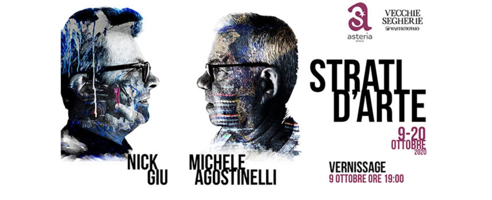 """Arriva """"Strati d'Arte"""" a Bisceglie con Asteria Space"""