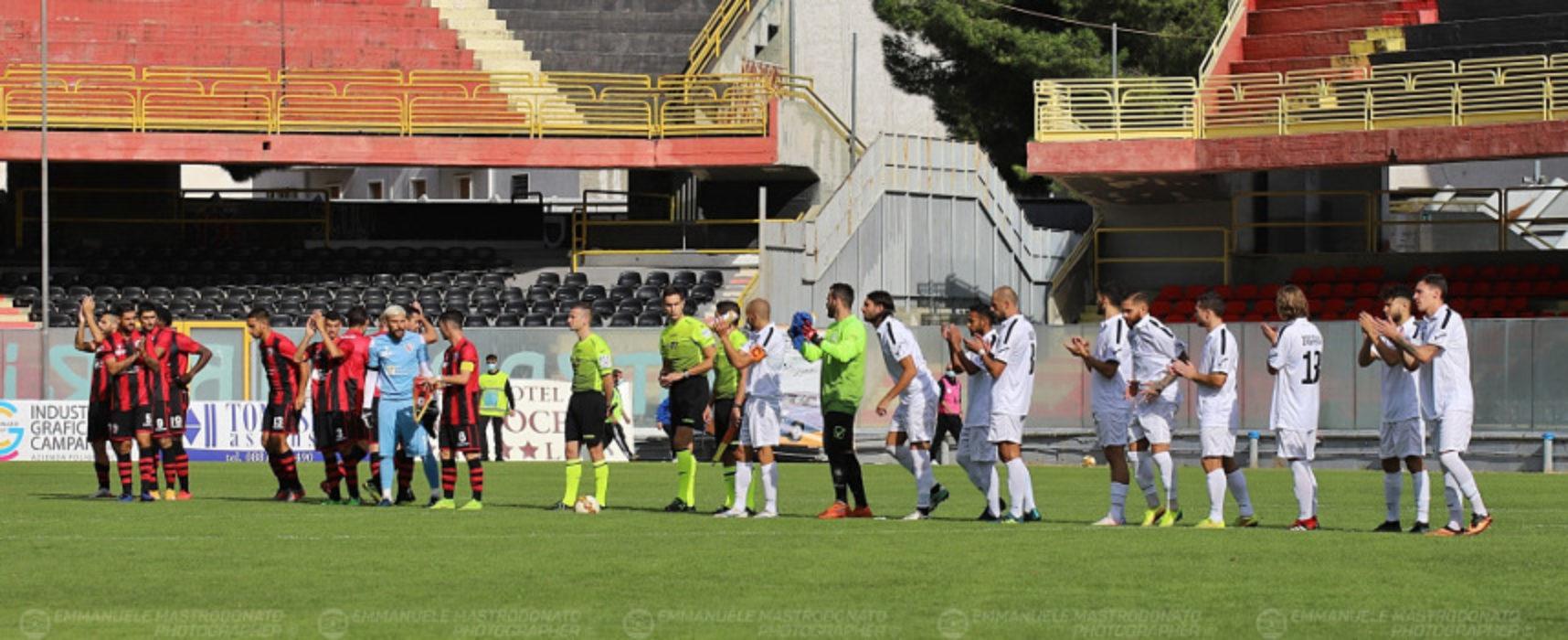Catania – Bisceglie rinviata a data da destinarsi