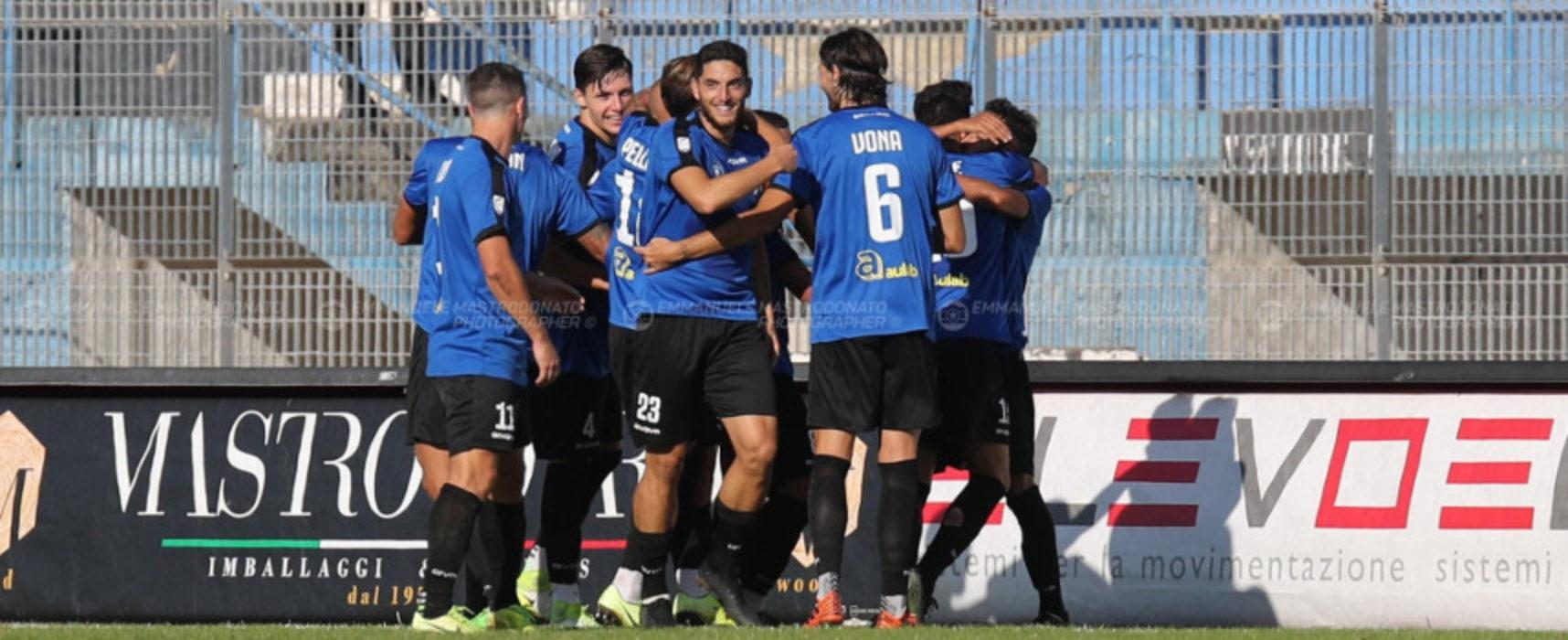 Bisceglie Calcio, definite date e orari dei recuperi con Monopoli e Catania