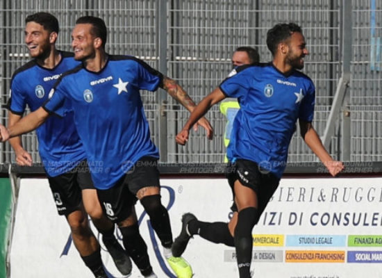 """Bisceglie a Pagani, Bucaro: """"Dobbiamo giocare sui nervi, spirito di squadra e volontà"""""""