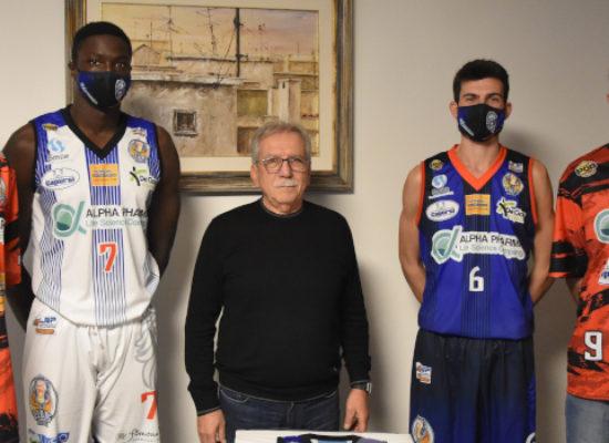 Alpha Pharma Bisceglie pronta per l'esordio in campionato contro Nardò