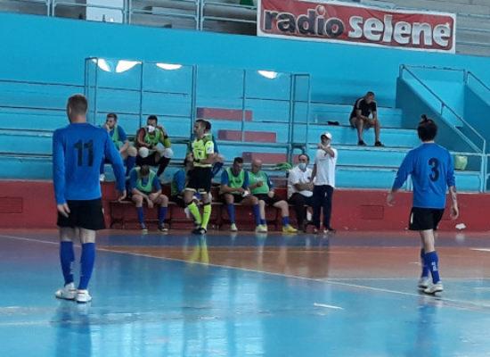 Futbol Cinco, separazione consensuale con il tecnico Di Pinto