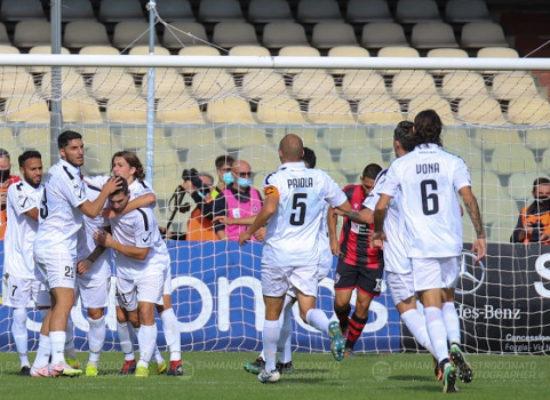 Il Bisceglie Calcio recupera sette tesserati per la gara di Pagani