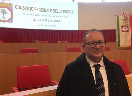 """La Notte si insedia in Consiglio Regionale, """"Affrontare aspetto pragmatico della politica"""""""