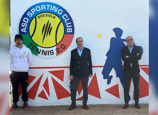 Sporting Club Tennis Bisceglie 2.0 ottiene finanziamento regionale per restyling struttura