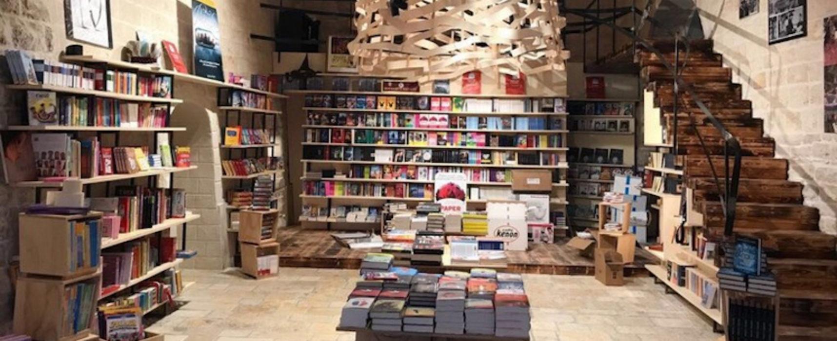 Vecchie Segherie Mastrototaro: acquistare libri da donare alle scuole biscegliesi