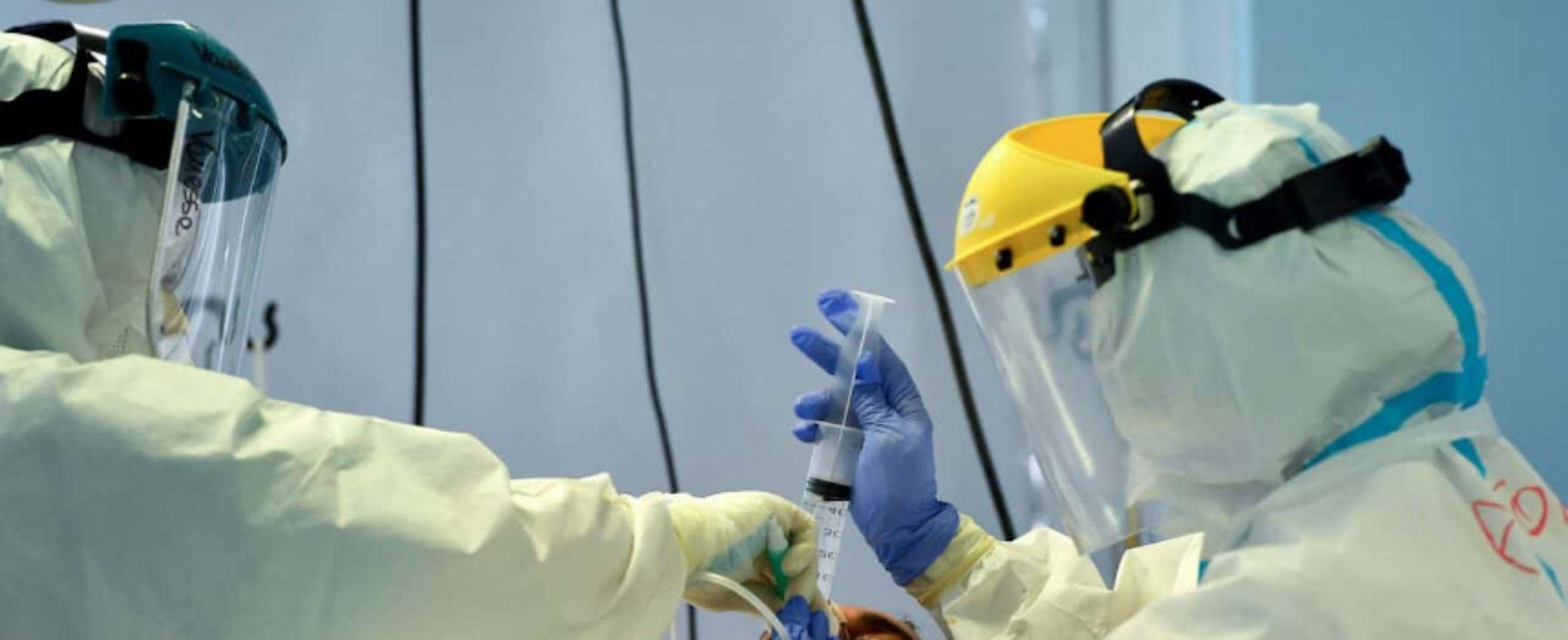 Coronavirus, sono 66 i nuovi casi in Puglia: stabili i ricoveri